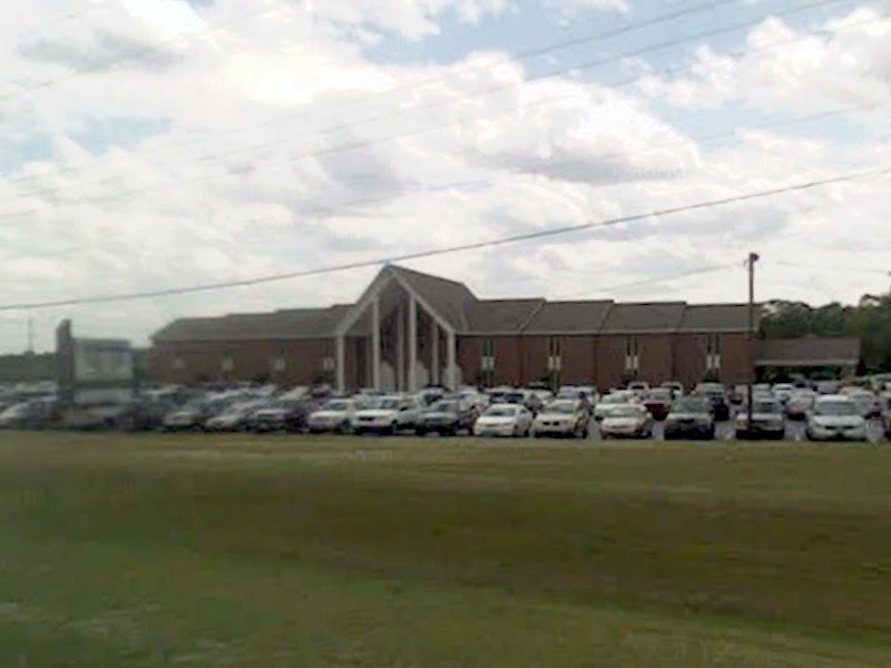 Grandview Baptist Church Church - Midland City, Alabama