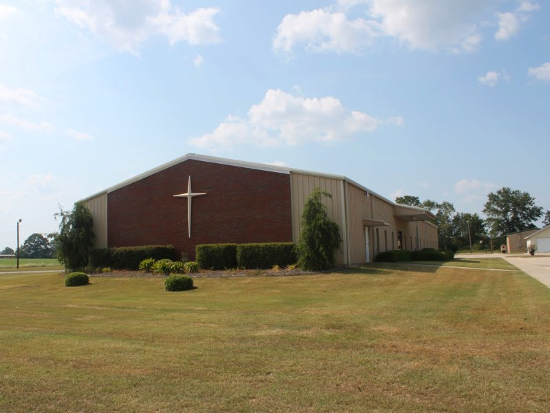 Northside Assembly of God Church - Midland City, Alabama