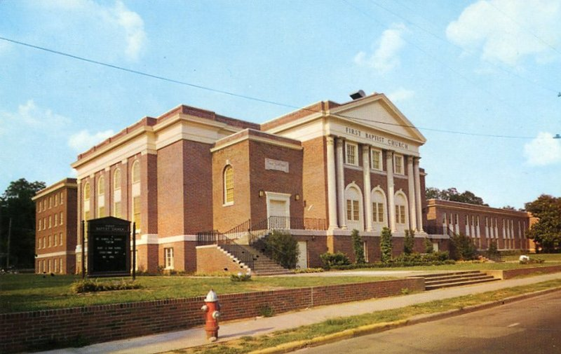 First Baptist Church - Dothan, Alabama