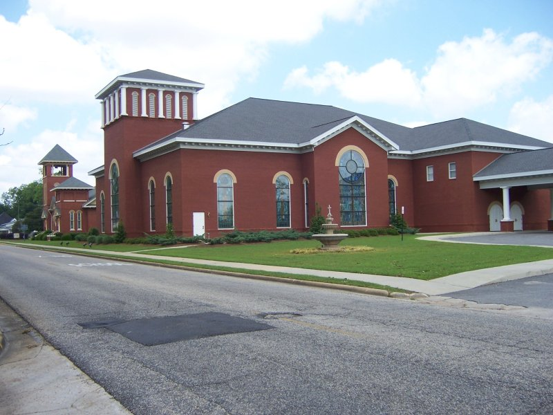 First Baptist Church - Headland, Alabama