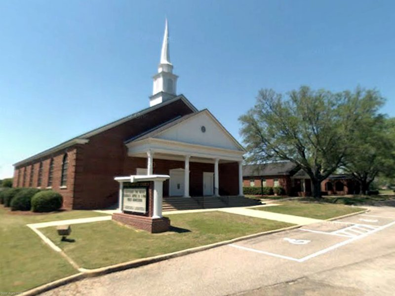 Kinsey Baptist Church - Kinsey, Alabama