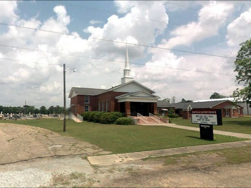 Newville Baptist Church - Headland, Alabama